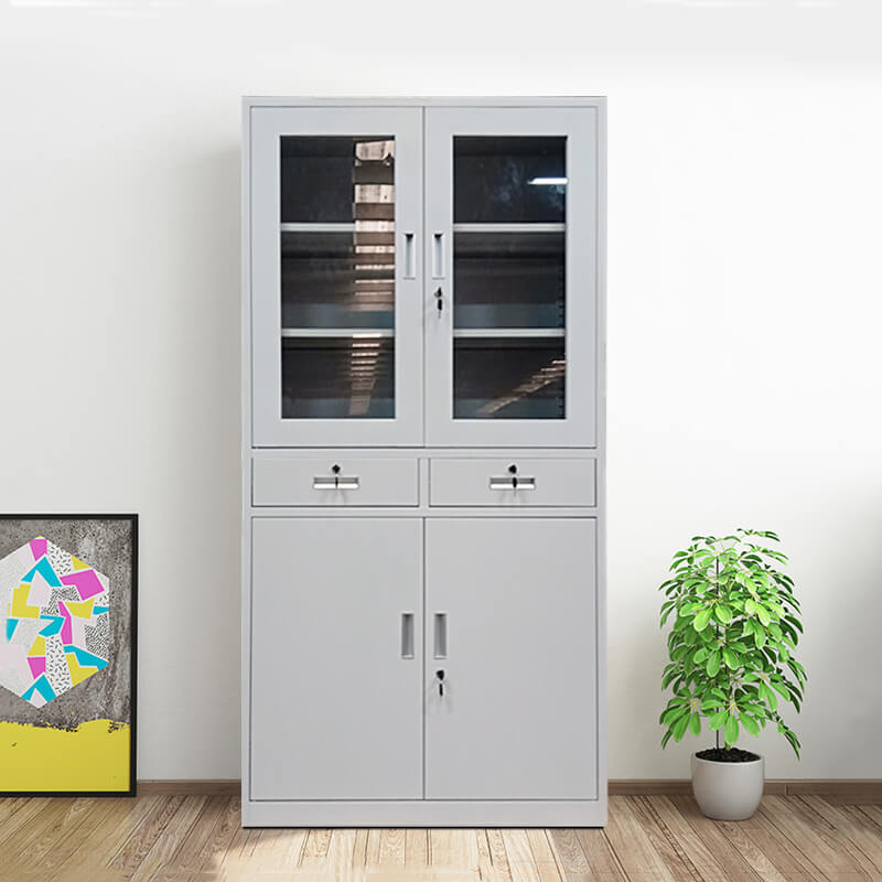 В чем преимущества и недостатки металлического шкафа?